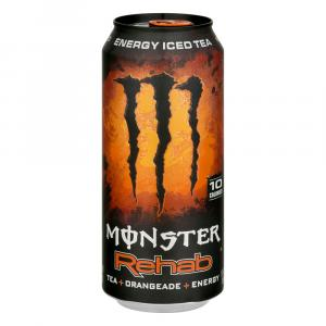 Monster Rehab Tea & Orangeade & Energy