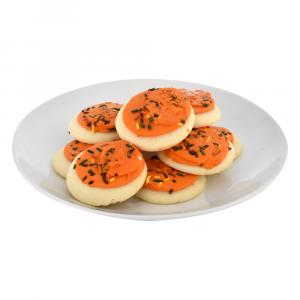Lofthouse Harvest Orange Frosted Sugar Cookies