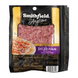 Smithfield Hickory Smoked Diced Ham