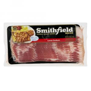 Smithfield Premium Low Sodium Bacon