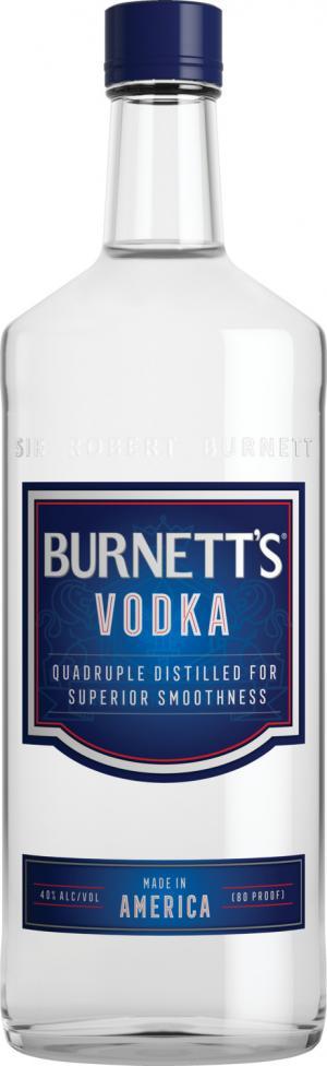Burnett's Vodka 80 Proof