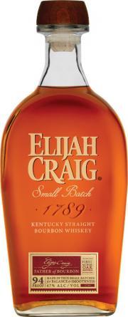 Elijah Craig 12 Year Old Scotch