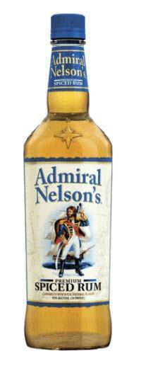 Admiral Nelson Cherry Spiced Rum