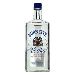 Burnett's Vodka 80