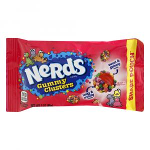 Nerds Gummy Clusters Share Pouch