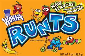 Nestle Runts Theater Box
