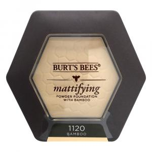 Burt's Bees Mattifying Powder Foundation Bamboo