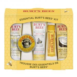 Burt's Bees Essential Burt's Bees Kit 5-Piece Gift Set