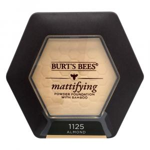 Burt's Bees Mattifying Powder Foundation Almond