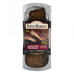 Tony Roma's Memphis Dry Rub Ribs