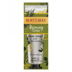 Burt's Bees Rosemary & Lemon Hand Cream with Shea Butter