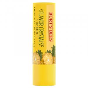 Burt's Bees Flavor Crystals Lip Balm Tropical Pineapple
