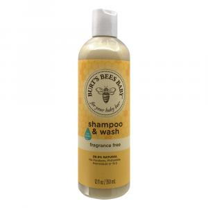 Burt's Bees Baby Bee Fragrance Free Shampoo And Body Wash