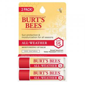 Burt's Bees Lip Balm All-Weather SPF15