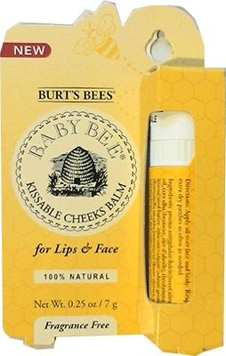 Burt's Bees Baby Bee Kissable Cheeks Balm