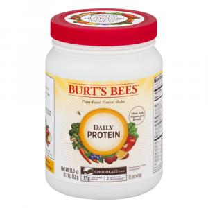 Bert's Bees Plant Based Protein Shake Daily Protein Powder