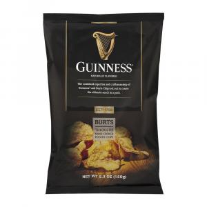 Guinness Thick Cut Hand Cooked Original Potato Chips