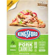 Kingsford Pork Carnitas