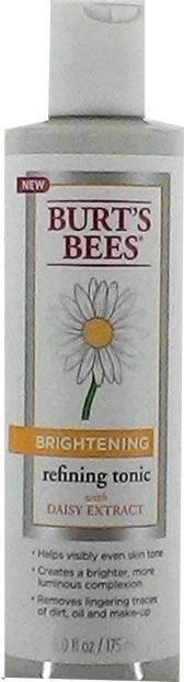 Burt's Bees Brightening Refining Tonic With Daisy Extract