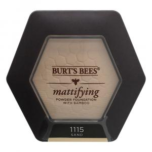 Burt's Bees Mattifying Powder Foundation Sand