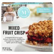 Martha Stewart Kitchen Mixed Fruit Crisp