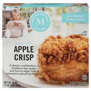 Martha Stewart Kitchen Apple Crisp