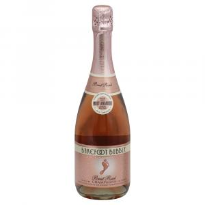 Barefoot Bubbly Brut Rose Wine