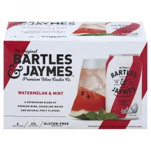 Bartles & Jaymes Watermelon & Mint Wine Coolers