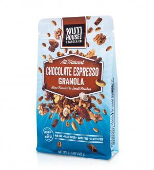 Nut House All Natural Chocolate Espresso Granola