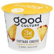Good Culture Simply Pineapple Cottage Cheese