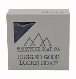 Borestone Rugged Good Soap Bar
