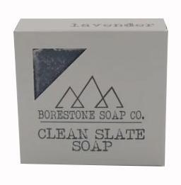 Borestone Clean Slate Soap Bar