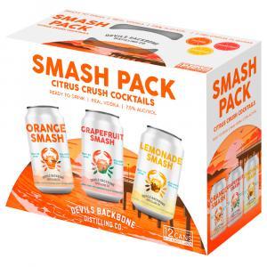 Devils Backbone Smash Pack Citrus Crush Cocktails