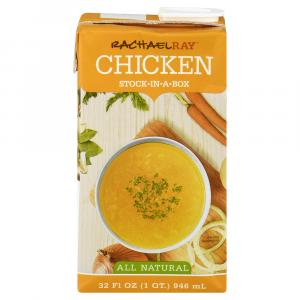 Rachael Ray Stock In A Box Chicken Stock
