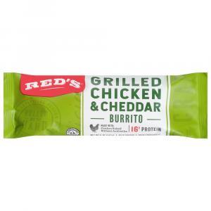 Red's Chicken & Cheese Burrito