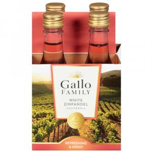 Gallo Family Vineyards Twin Valley White Zinfandel
