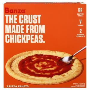 Banza Chickpea Pizza Crust
