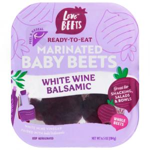 Beets in White Wine and Balsamic Vinegar