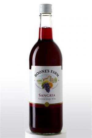 Boone's Farm Sangria Wine