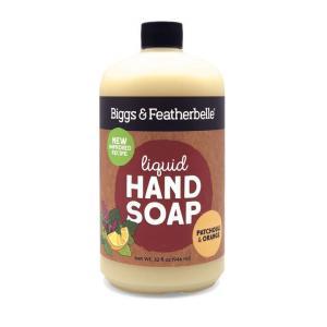 Bigg's & Featherbelle Patchouli & Orange Liquid Hand Soap