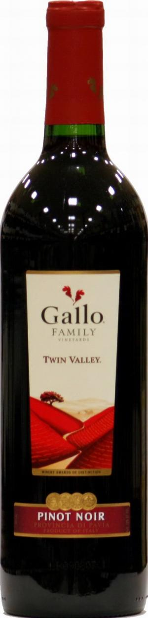 E&j Gallo Twin Valley Pinot Noir