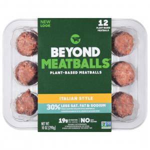 Beyond Meat Beyond Meatballs