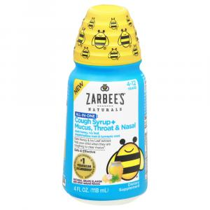 Zarbee's Children Cough Syrup All in One