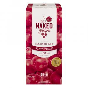 The Naked Grape Harvest Red