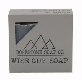 Borestone Wise Guy Soap Bar