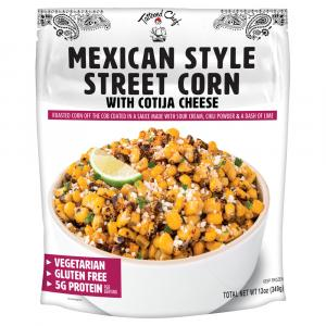Tattooed Chef Mexican Style Street Corn