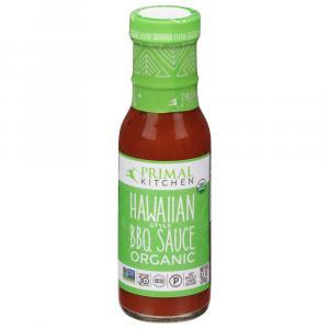 Primal Kitchen Organic Hawaiian Style BBQ Sauce
