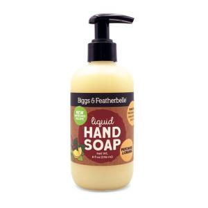 Bigg's & Featherbelle Patchouli & Orange Liquid  Hand Soap