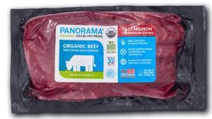 Panorama Organic Grass-Fed Filet Mignon Steak
