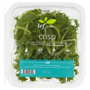 Lef Farms Crisp Leaf Lettuce
